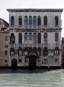Venedig_ Ca Tron Canal Grande