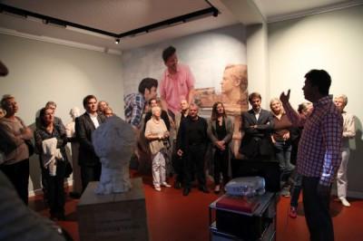 Eröffnung in der Werkbund Galerie